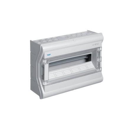 HAGER VE118F - Coffret étanche Vector IP55 1x18 modules