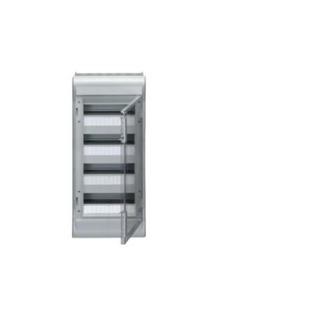 HAGER VE412F - Coffret étanche Vector IP55 4x12 modules