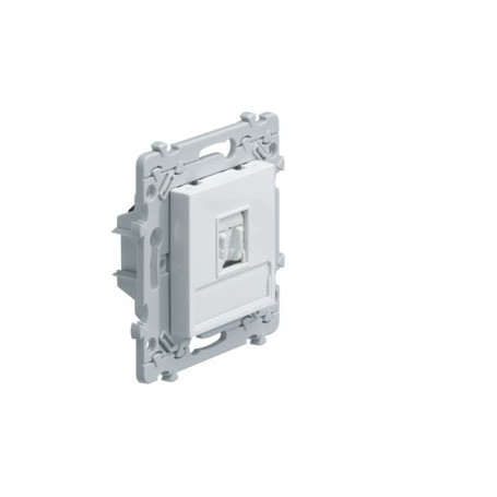 HAGER WE223 - Prise RJ45, Cat.6 FTP, Essensya