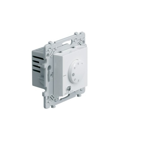 HAGER WE314 - Thermostat fil pilote, Blanc, Essensya