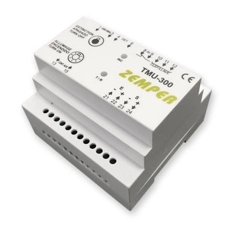 ZEMPER TMU300 - Télécommande de Contrôle