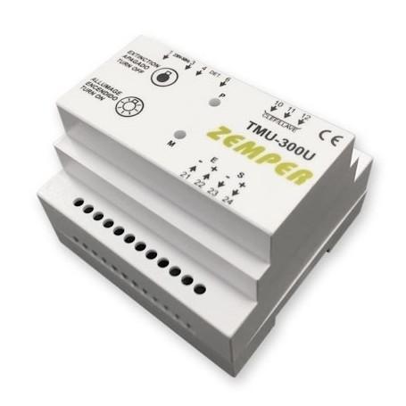 ZEMPER TMU 300 U - Télécommande de Controle