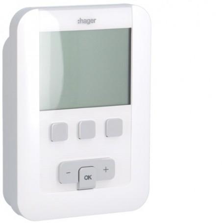 HAGER EK520 - Thermostat ambiance prog. 2 fils