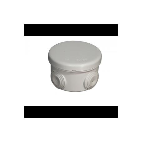 EUROHM 50031 - Boîte étanche ronde dim. 60mm