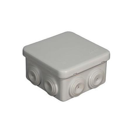 EUROHM 50033 - Boîte étanche dim. 80x80x45mm