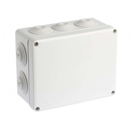 EUROHM 50008 - Boîte étanche dim. 210x170x80 mm