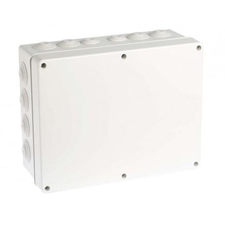 EUROHM 50010 - Boîte étanche dim. 310x250x125 mm