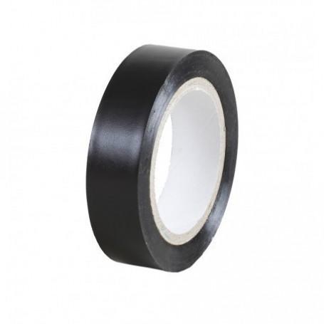 EUROHM 72002 - Lot de 10 Ruban adhésif isolant Noir