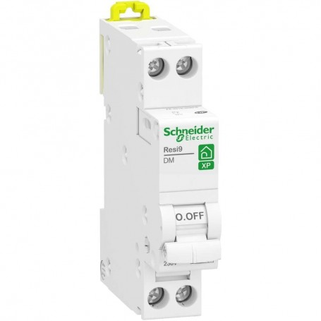 SCHNEIDER R9PFC625 - Disjoncteur, Resi9, XP, 25A, courbe C