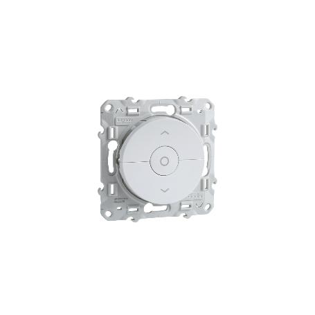 SCHNEIDER S520208 - Interrupteur volet-roulant 3 boutons, Odace