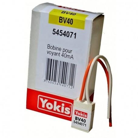 YOKIS BV40 - Bobine électronique à voyant