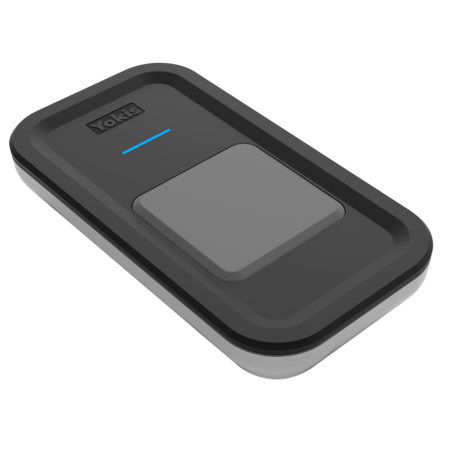 YOKIS TLC1TP - Télécommande porte clé Design 1 touche POWER
