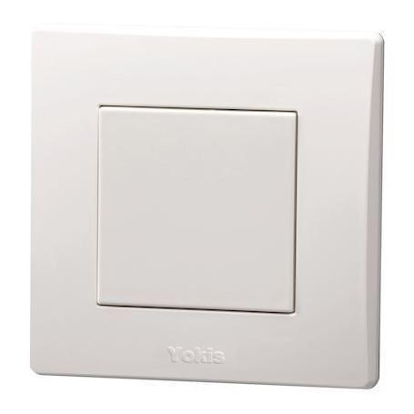 YOKIS TLM1T45P - Télécommande Murale, 1 touche, POWER