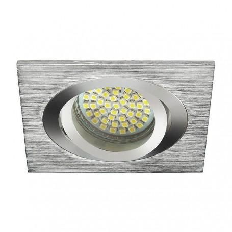KANLUX 18281 - Spot orientable, carré, alu-brossé, SEIDY