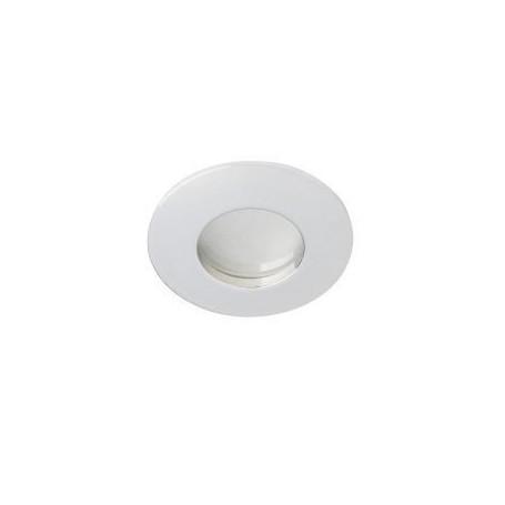 KANLUX 26305 - Spot étanche, rond, chrome, QUELES AC