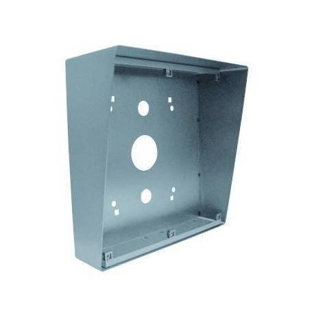 EVICOM TAPPROX - Cadre, Inox, saillie 116x116mm