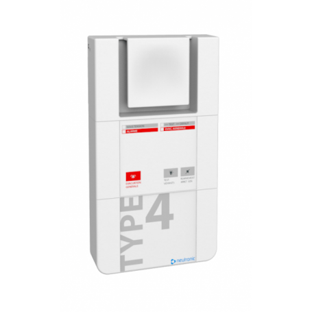 NEUTRONIC TT41B - Alarme incendie type 4 S - 1 Boucle