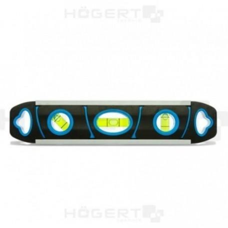 HOGERT HT4M040 - Niveau à bule 230mm