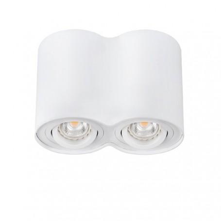 KANLUX 22554 - Spot double LED, blanc, BORD