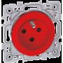 Eurohm 60262 - Square Prise 2P+T à détrompage