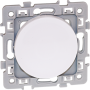 EUROHM 60276 - Obturateur, Blanc, Square