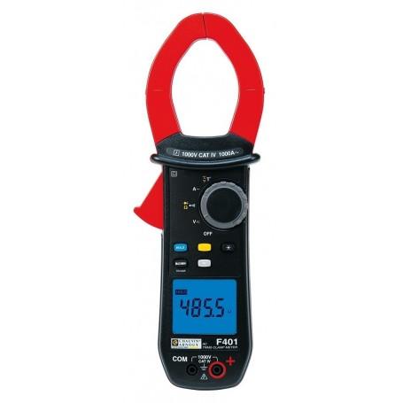 F405 Pince multimètre TRMS 1000V