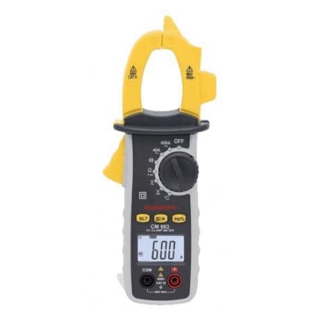 CM603 Pince multimètre 600A AC Cat III