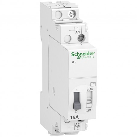 SCHNEIDER A9C30811 - Acti9, iTL, Télérupteur, 16A, 1NO