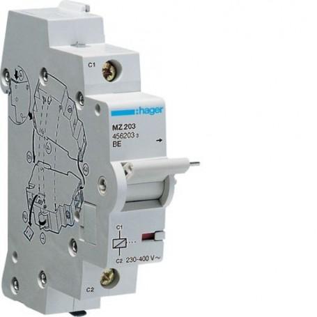 HAGER MZ203 - Bobine à émission, 230-415V, Type AC