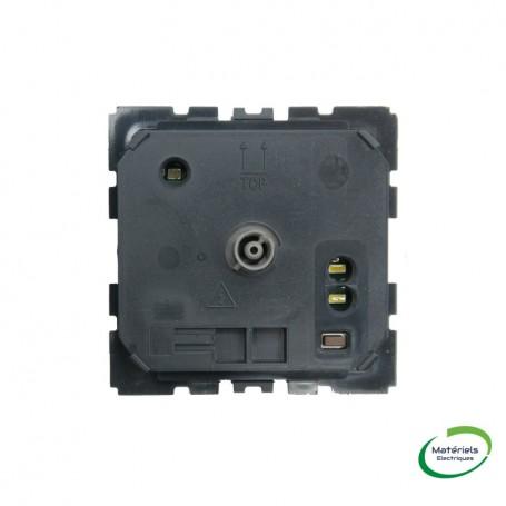 LEGRAND 067410 - Thermostat d'ambiance fil pilote, Céliane, 230V