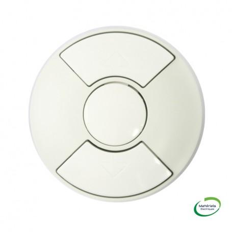 LEGRAND 068151 - Enjoliveur, Blanc, Céliane-Inter/Poussoir cde pour toit