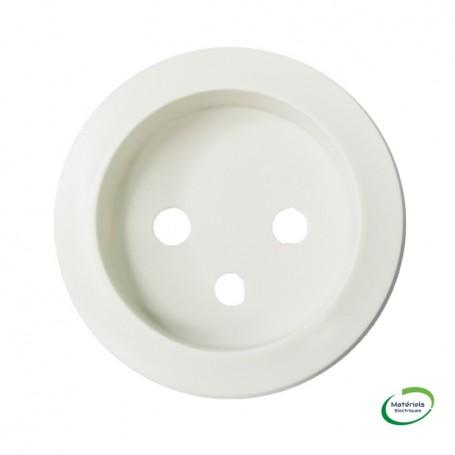 LEGRAND 068112 - Enjoliveur, Blanc, Céliane, Prise, 2P+T, standard