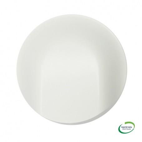 LEGRAND 068141 - Enjoliveur, Blanc, Céliane, Sortie de câble, Blanc