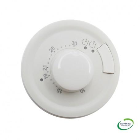LEGRAND 068245 - Enjoliveur, Blanc, Céliane, Thermostat fil pilote/Cpl