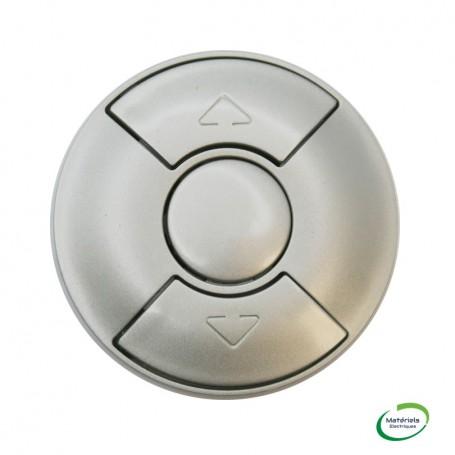 LEGRAND 068451 - Enjoliveur, Titane, Céliane-Inter/Poussoir cde pour toit