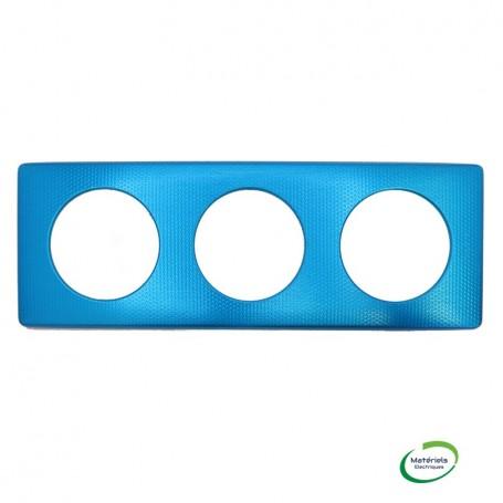 LEGRAND 068773 - Plaque, 3 poste, Blue Snake, Céliane, Legrand
