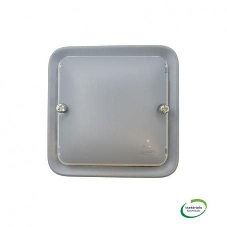 LEGRAND 069745 - Sortie de câbles, Plexo, Saillie, Complet, Gris