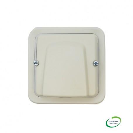 LEGRAND 069888 - Sortie de câbles, Plexo, encastré, Complet, Blanc