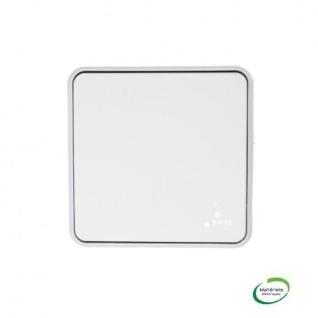 LEGRAND 069631 - Poussoir NO+NF, Plexo, composable, Blanc