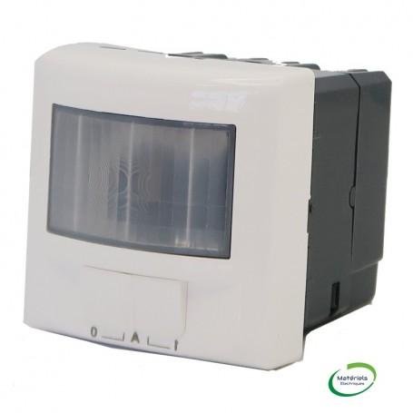 LEGRAND 078459 - Détecteur de mouvements toutes lampes, Blanc, Mosaic