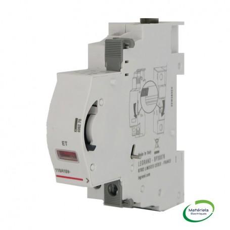 LEGRAND 406278 - Déclencheur à émission tension DX- 110/415V