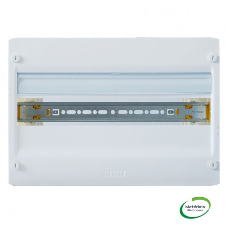 LEGRAND 401221 - Coffret 1 rangée de 18 modules