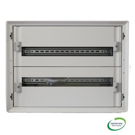 LEGRAND 401802 - Coffret, 2 rangées, de 24 modules