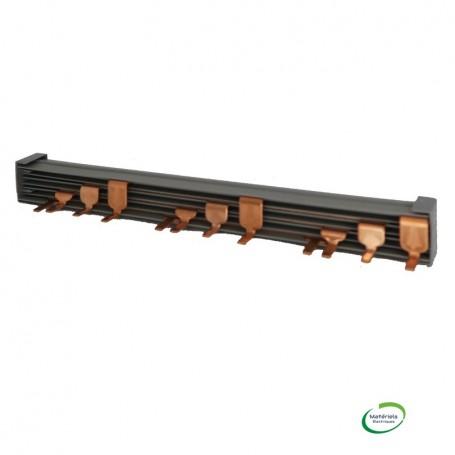 LEGRAND 404944 - Peigne d'alimentation, HX-4P,  bornes à vis