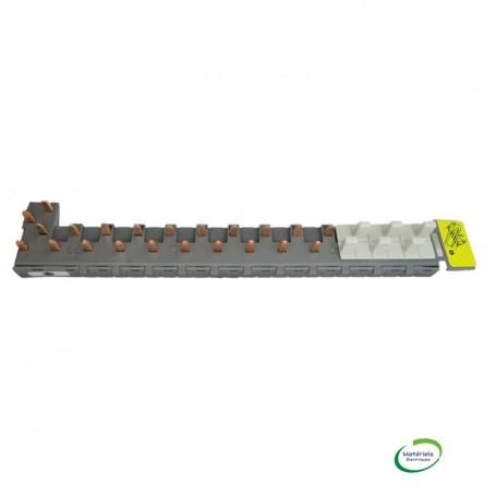 LEGRAND 405202 - Peigne d'alimentation HX 4P, long. 18 M