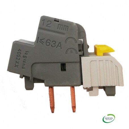 LEGRAND 405207 - Borne de raccordement connextion auto-4 à 25mm