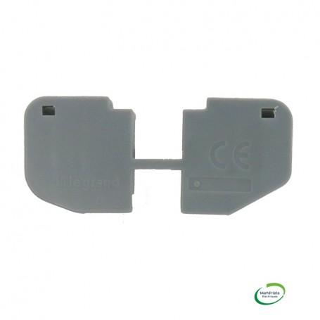 LEGRAND 405216 - Jeu de 2 capots pour peigne térapolaires