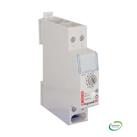 LEGRAND 004704 - Minuterie multifonction 230V~ 50/60 HZ