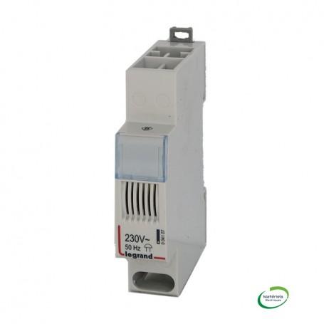 LEGRAND 004107 - Sonnerie modulaire, 230 V