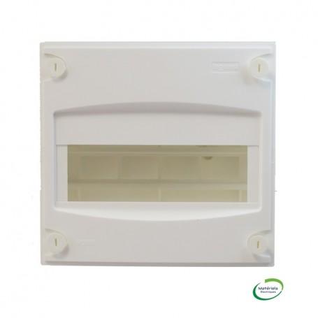 LEGRAND 001308 - Coffret mini, 8/9 modules, blanc